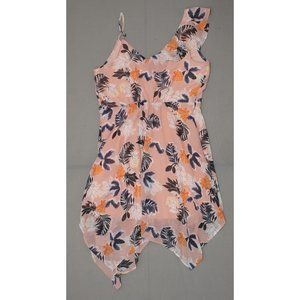 A New Day Dresses - NWT A New Day Print Sleeveless Wrap Dress XL Pink